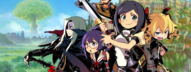 Etrian Odyssey IV: It Bites Back