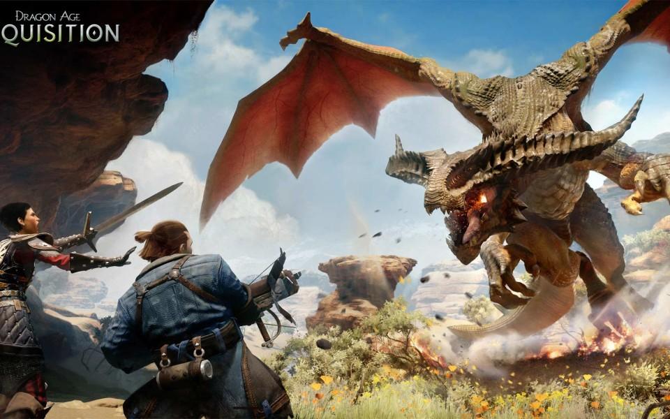 Dragon Age: Inquisition Dagger VS Bow Comparison