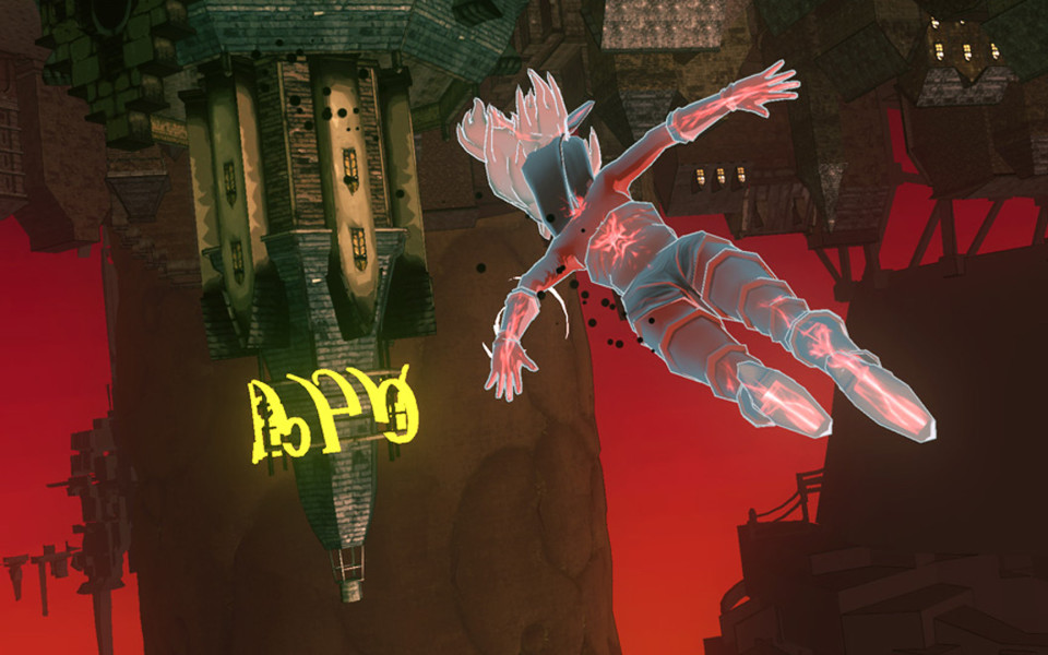 On Gravity Rush