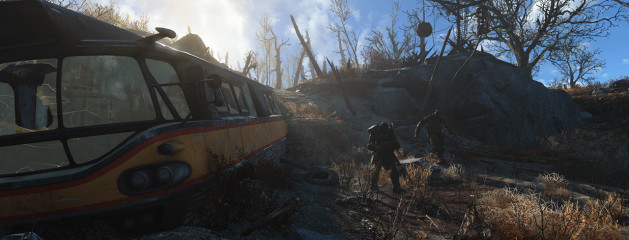 Fallout 4: A Few Tips