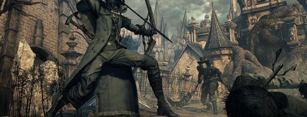 Bloodborne: Whirligig Saw Boss Fights