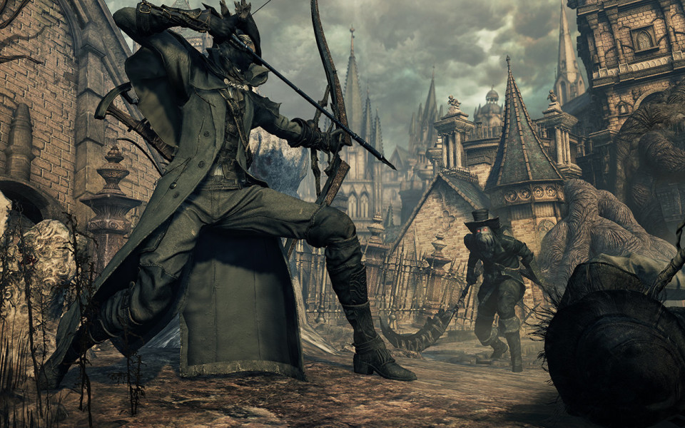 Bloodborne: Whirligig Saw Boss Fights