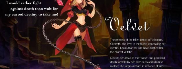 Odin Sphere Leifthrasir: Recommended Skills for Velvet