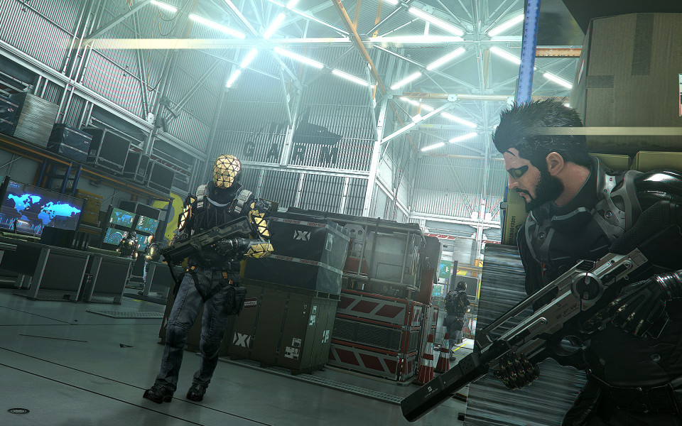 Deus Ex Mankind Divided: Recommended Early Game Augmentations