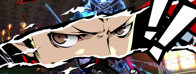 Persona 5 and Fighting Games