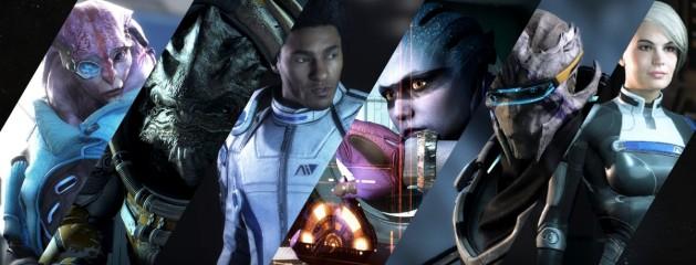 On Mass Effect Andromeda