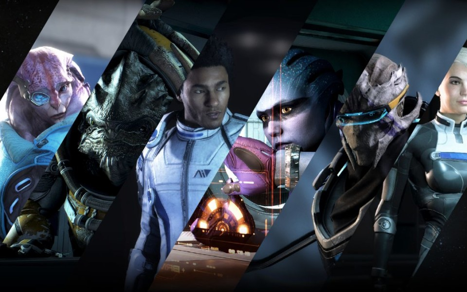 On Mass Effect Andromeda