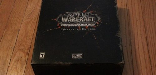 Unboxing The Cataclysm Collector's Edition